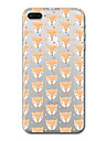 For iPhone 7 Plus 7 Case Cover Transparent Pattern Back Cover Case Tile Animal Soft TPU for iPhone 6s Plus 6s 6 Plus 6 5s 5 SE