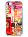 For Apple iPhone 7 7Plus Case Cover Pattern Back Cover Case City View Hard PC  6s Plus  6 Plus  6s 6
