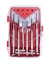 Bayou 6 conjuntos de chave de fenda de precisao de relogio / 1 set