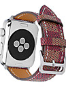 Watch Band For Apple Watch 3 Series1 2 Genuine Leather Classic Buckle Strap 38mm 42mm