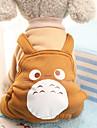 Cachorro Fantasias Casacos Macacao Calcas Roupas para Caes Festa Casual Fantasias Fashion Dia Das Bruxas Animal Roxo Cafe Vermelho