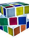 Rubik\'s Cube Cubo Macio de Velocidade Iluminacao de LED Cubos Magicos Plasticos