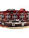 Men\'s Leather Bracelet Wrap Bracelet Handmade Bohemian Adjustable Personalized Leather Gold Plated Cross Jewelry For Daily Casual Stage