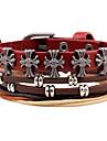 Homme Bracelets Bracelets en cuir Boheme Ajustable Personnalise Fait a la main Cuir Plaque or Forme de Croix Bijoux Pour Quotidien