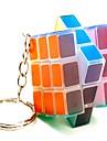 루빅스 큐브 부드러운 속도 큐브 투명한 스티커 조정 봄 LED조명 매직 큐브