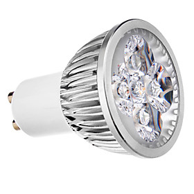 GU10 4W 3000K Blanc Chaud Ampoule spot LED (85/265V)