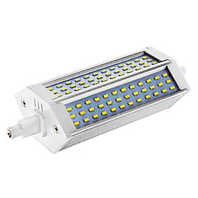 Dimmable R7S 12W 1188LM 108x3014SMD 6000-6501K fraîche ampoule blanche LED de maïs (AC 220-240V)