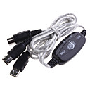 2M Keyboard to PC USB MIDI Interface Adapter Cable