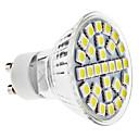 3W GU10 Spot LED MR16 29 SMD 5050 170 lm Blanc Naturel AC 100-240 V