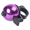 Nette Ball Style Aluminum Alloy Fahrradklingel Ring (Purple) MN102204