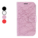 Blitz-Muster Full Body Case mit Ständer und Card Slot für Samsung Galaxy I9080/I9082 (verschiedene Farben)