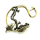 Earring Ear Cuffs Jewelry Men Daily Alloy Gold / Silver Christmas Gifts