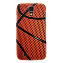Matte Style Basketball Design Durable Hard Case for Samsung Galaxy S4 I9500