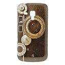 Vintage Camera Pattern Hard Case for Samsung Galaxy Trend Duos S7562