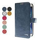 Korean-Style PU Leather Full Body Case for Samsung Galaxy S4 I9500 (Assorted Colors)
