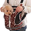 Снежинки шаблон Front Рюкзак Сумка Carrier для животных Собаки (разных цветов)