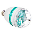 E26/E27 3W 3 High Power LED LM RGB LED Spotlight AC 85-265 V