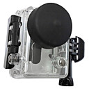 Silicone Protective Lens Cover for GoPro Hero 2 Camera