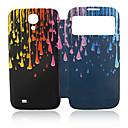 Colors Rain Drop Plastic Full Body Case for Samsung Galaxy S4 I9500