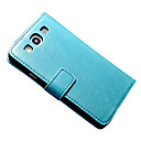 Vintage PU Leather Wallet Case with Card Holder and Magnetic Snap for Samsung Galaxy S3 I9300
