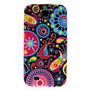 Stylish Flower In Underwater World Pattern Hard Case for Samsung Galaxy S4 I9500