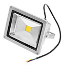 JAIWEN 20W 1 1400 LM Warm White Waterproof LED Flood Lights AC 220-240 V