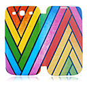 Colors Lines Leather Case for Samsung Galaxy S3 I9300