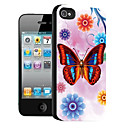 Butterfly Pattern 3D Effect Case for iPhone5