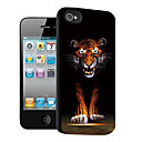 Tiger Pattern 3D Effect Case for iPhone5