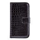 Стильный крокодила Дизайн искусственная кожа и пластик Wallet Stand Case для Samsung Galaxy S4 i9500 / i9505