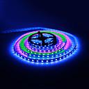 5M 30W 60x5050SMD RGB света Светодиодные полосы света с пультом дистанционного управления и 12V 5A адаптер