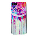 Watercolor Painting Pattern PC Hard Case for iPhone 5/5S