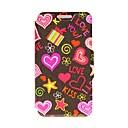Kinston My Heart Will Go On Pattern PU кожаный Полный крышку корпуса с подставкой для Nokia Lumia 625