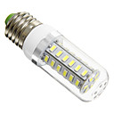 E26/E27 6 W 42 SMD 5730 420 LM Cool White T Corn Bulbs AC 220-240 V