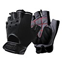 Spakct SGT01 Men's Captain Leather Riding Gloves Short Finger