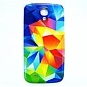 Красочный шаблон Тонкий Hard Cover чехол для Samsung Galaxy S4 i9500