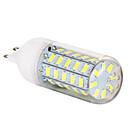 G9 10W 48x5730SMD 1000LM 6000-6500K Белый свет светодиодный Кукуруза лампа (220-240V)