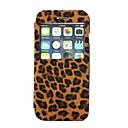 Leopard Кожа PU с Sleep Display Window для iPhone 6 Plus (разных цветов)