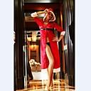 Сексуальный длинную взрослая женщина Рождество Костюм