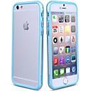 IPAI Dual Ближнего Прозрачный Красочные Дело TPUPC Soft Вернуться к IPhone 6 4.7