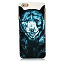 Черный Медведь Pattern Футляр Вернуться iPhone 6