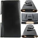 Solid Color PU кожаный чехол со случаем талии клип всего тела для Samsung GALAXY Galaxy Note 4
