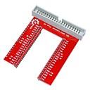 DIY GPIO Плата расширения для Raspberry Pi B