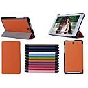 8-дюймовый Трехместный складной шаблон Высокое качество PU Leathe чехол для Acer Iconia Tab 8 W1-810 (разных цветов)