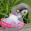 Привлекательный стиль с Клубника Pattern Serveral слоистых платье принцессы летом Животные Собаки Для