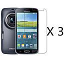 (3 шт) Высокое качество высокой четкости экрана протектор для Samsung Galaxy K Увеличить C1116 C1158