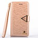 4S дело Роскошный Алмаз PU кожаный чехол для всего тела с Kickstand и слот для карт iPhone 4 / 4S (разных цветов)