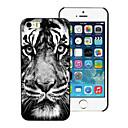Жесткий чехол Тигр смотреть на вас алюминиевая конструкция для iPhone 5C
