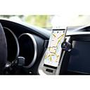 LENTION Agile серии Автомобильный держатель сброса воздуха потяните регулируемые Стенд Телефон держатель для iPhone 5 5S 6 Plus Samsung GPS Красного