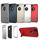 Хорошо особое качество дизайна ПК силикона небьющееся задняя крышка для iPhone 5 (разных цветов)